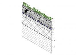 Фото Состав покрытия для скатных крыш с бетонным основанием