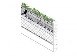 Фото Состав покрытия для скатных крыш