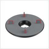 Резиновые табуляторы вершины для плитки